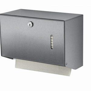 Mediqo-line Handdoekdispenser Klein RVS