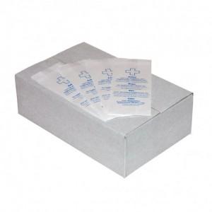 Papieren damesverband hygiene zakjes