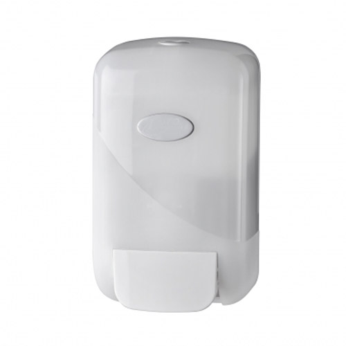 Bruikleen: Foam Soap Dispenser Wit