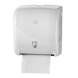 Bruikleen: Handdoekautomaat Tear & Go Euro Matic Wit