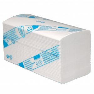 Handdoekpapier Interfold Cellulose 3 laags