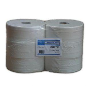 Eco Toiletpapier Jumbo Maxi - 2 laags - 380m
