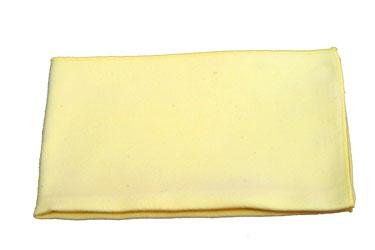 Microvezeldoek Geel Luxe 5st