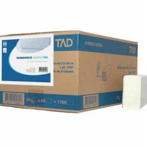 Minifold Handdoekjes Cellulose