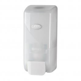 Pearl White Foam Zeepdispenser