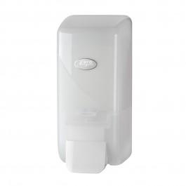 Pearl White Zeepdispenser Bag-in-box