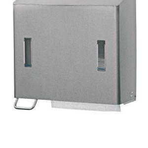 Santral Combi Handdoek-Zeepdispenser Links CPU 2L-E