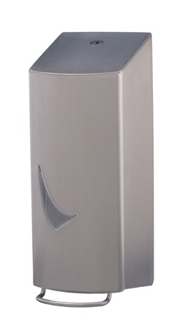 Wings Foamzeepdispenser 900ml. RVS Anti Fingerprint