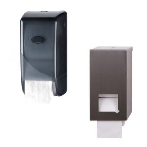Toiletroldispensers