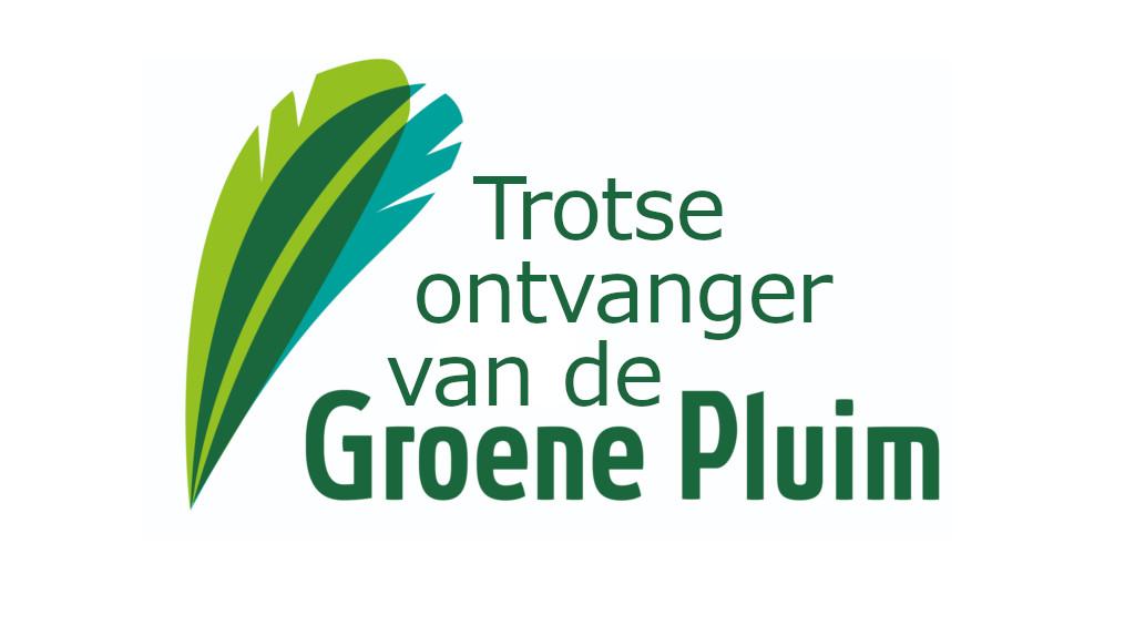 Cleanmaster Biolux is trotse ontvanger van de Groene Pluim